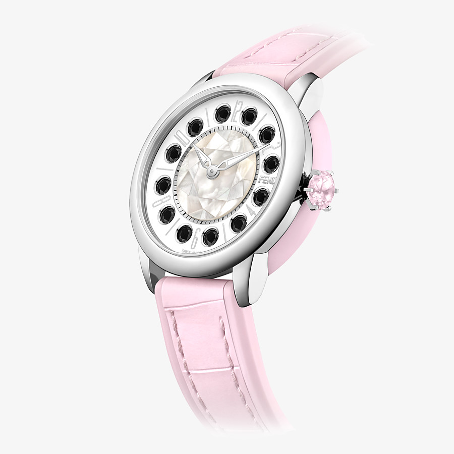 FENDI FENDI ISHINE - 38 mm - Watch with rotating precious stones - view 3 detail