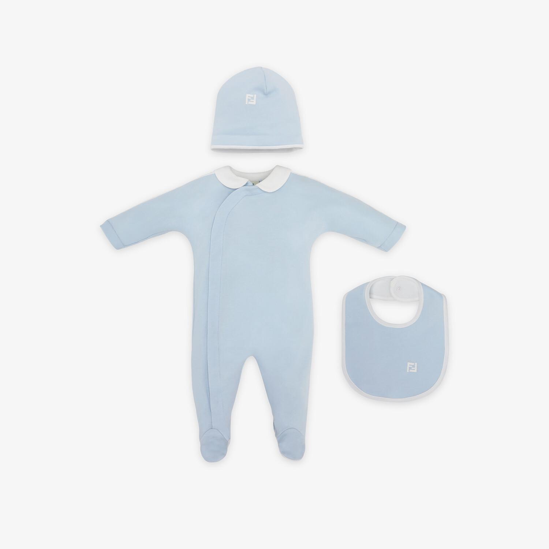 FENDI BABY KIT - Jersey baby kit - view 1 detail