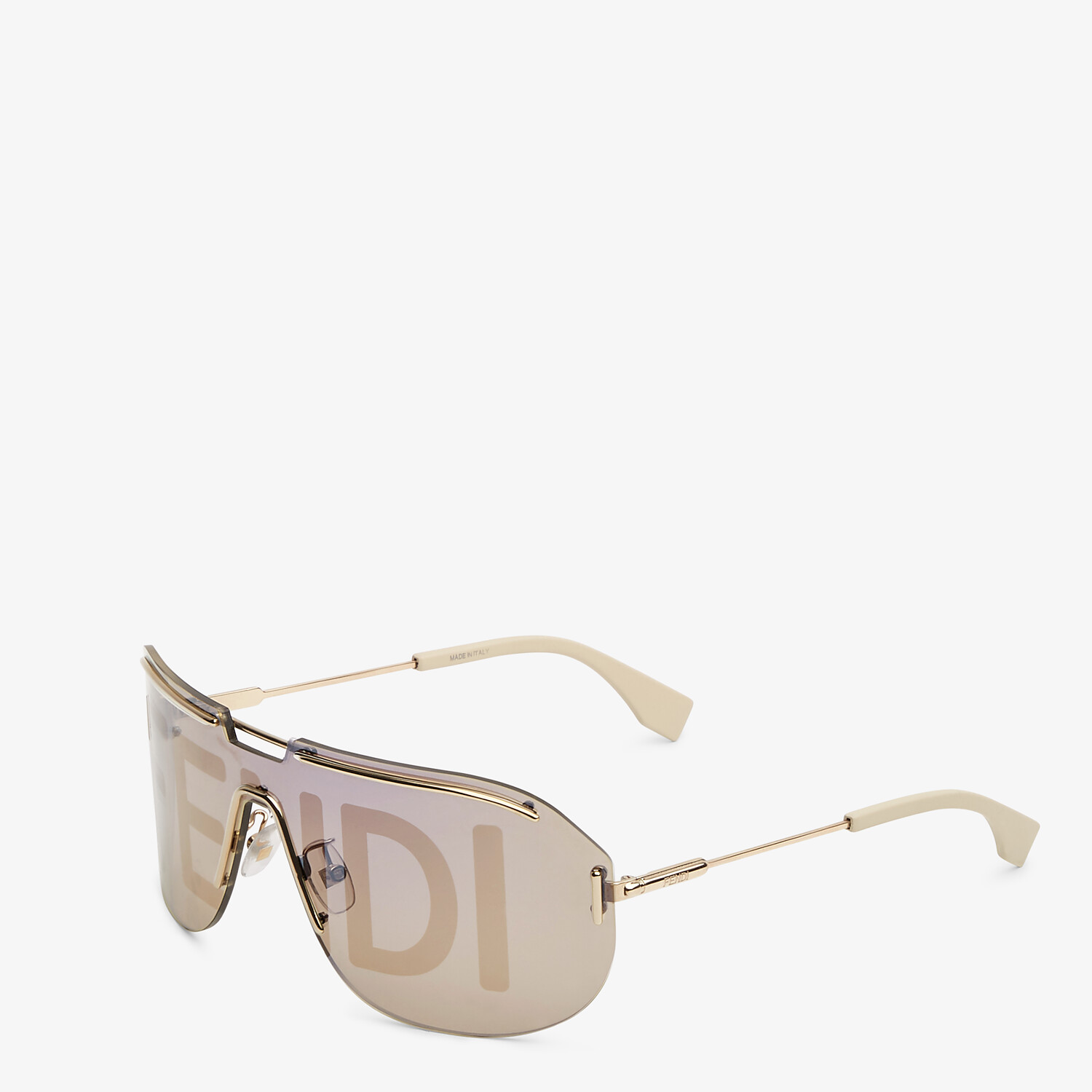 FENDI FENDI CODE - Fashion Show photochromatic sunglasses - view 4 detail