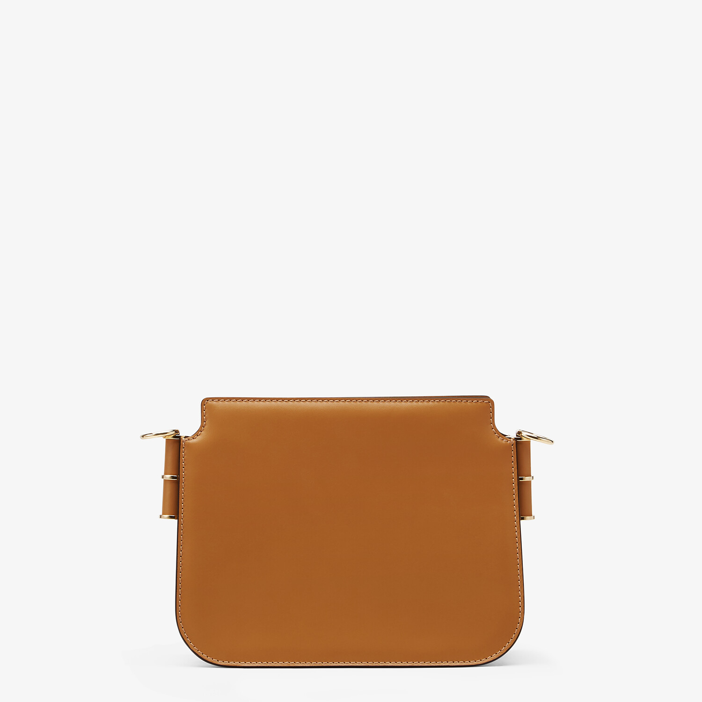 FENDI FENDI TOUCH - Brown leather bag - view 4 detail