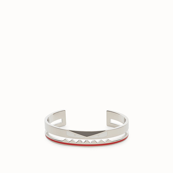 FENDI BRACELET - Silver coloured bracelet - view 1 small thumbnail