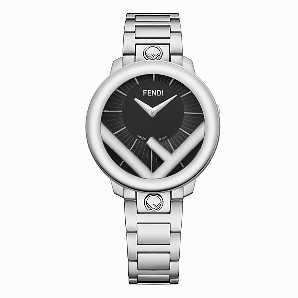 FENDI RUNAWAY - 36 mm - Watch with F is Fendi logo - view 1 small thumbnail