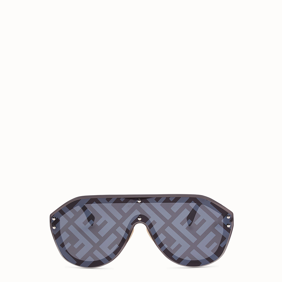 FENDI FENDI FABULOUS - Grey sunglasses - view 1 detail