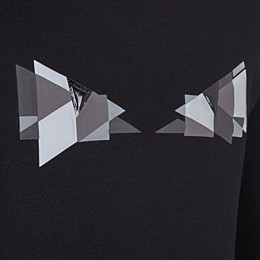 FENDI PULLOVER - Pullover aus Wolle in Schwarz - view 3 thumbnail