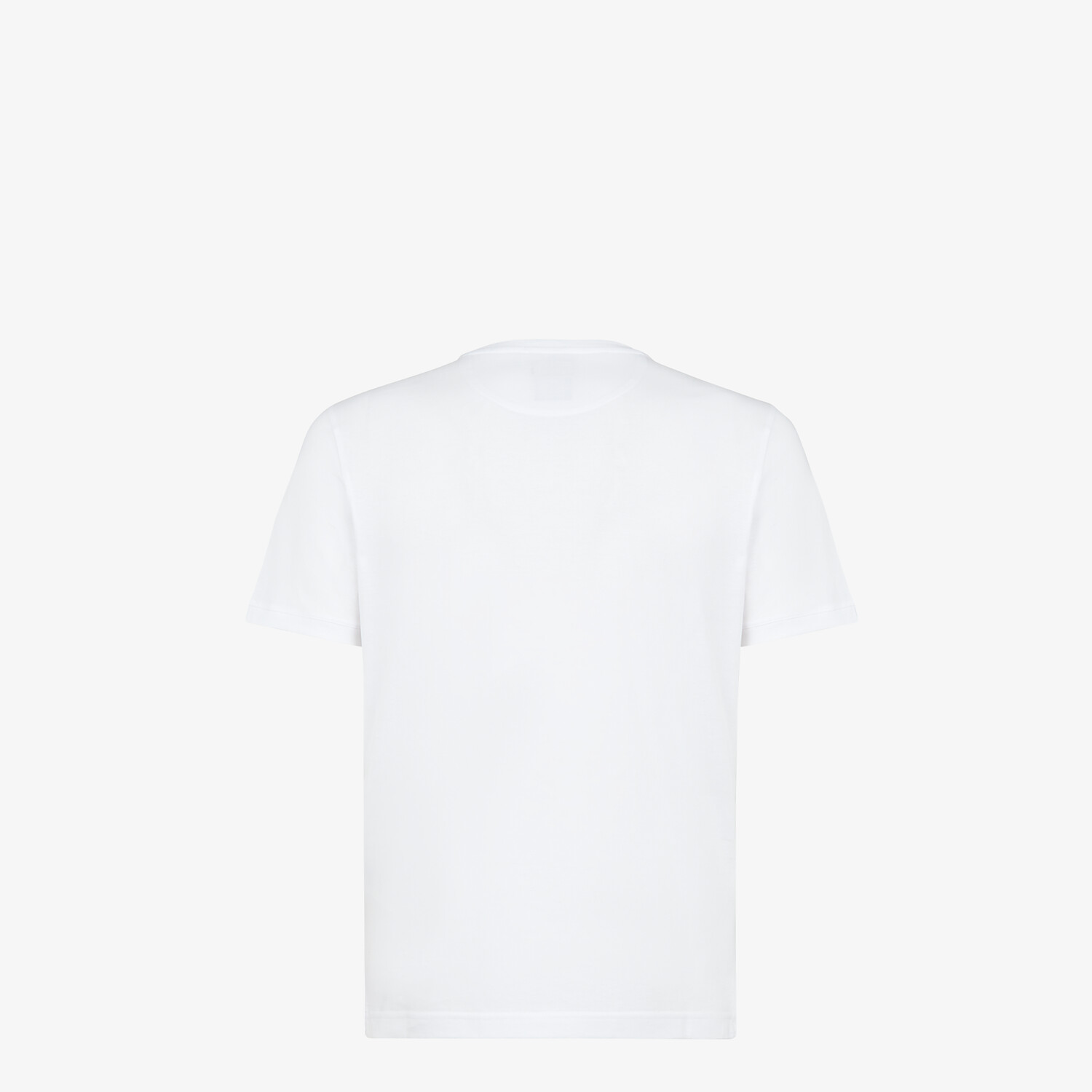FENDI T-SHIRT - Fendi X Anrealage cotton T-shirt - view 2 detail