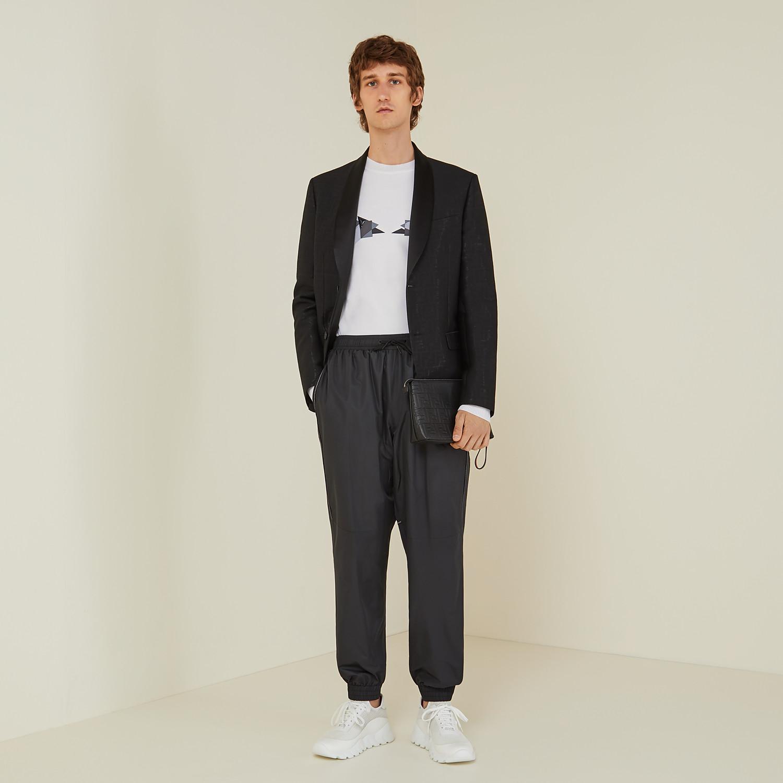 FENDI DRESS - Black wool suit - view 6 detail