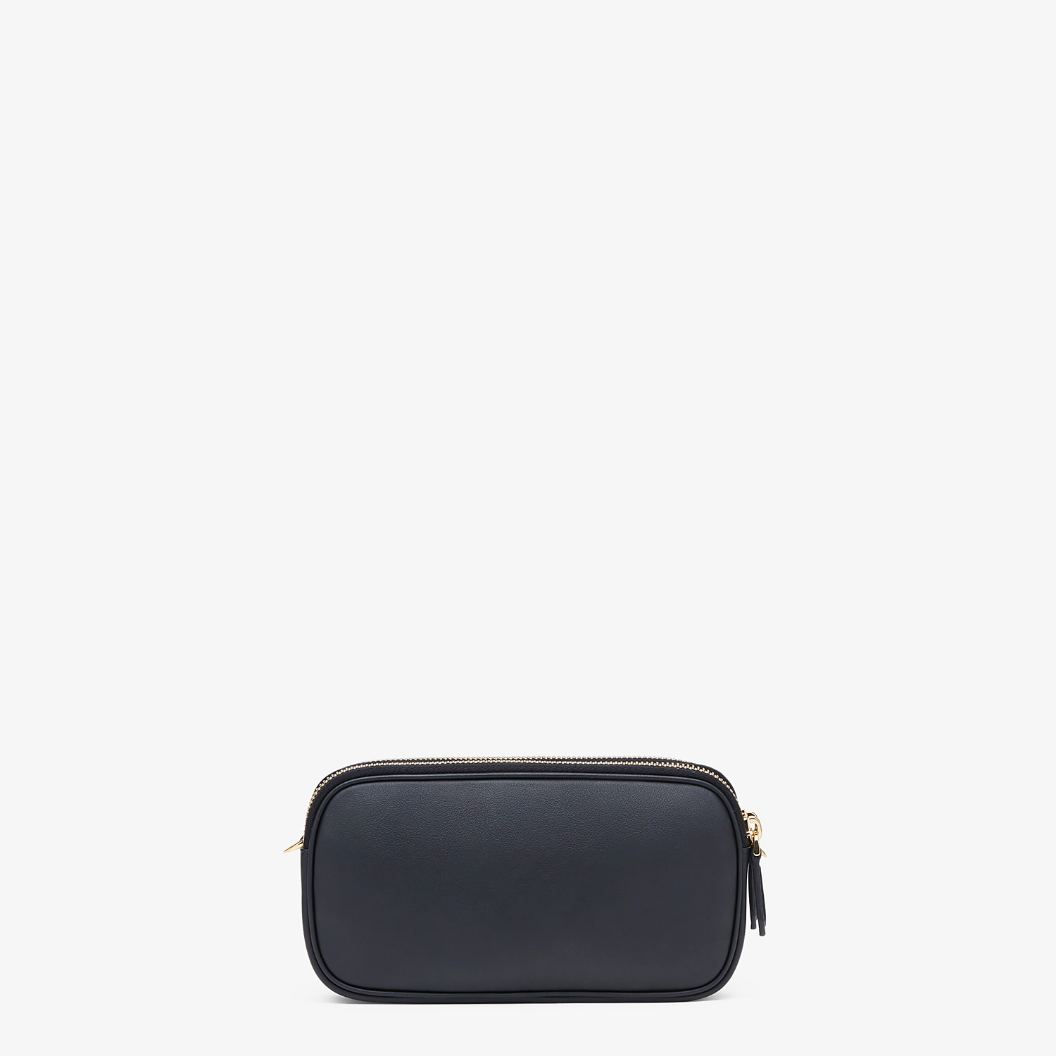 FENDI EASY 2 BAGUETTE - Black leather mini-bag - view 4 detail