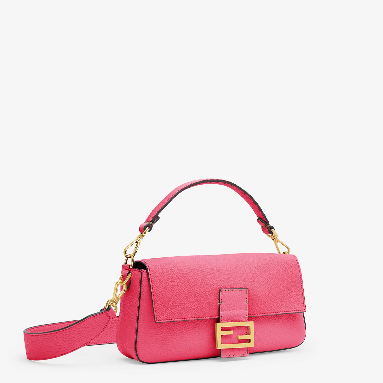 FENDI BAGUETTE - Fendi Roma Amor leather bag - view 3 detail