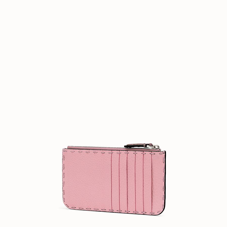 FENDI カードケース - セレリア ピンク カードケース - view 2 detail