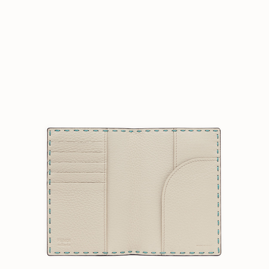 FENDI PASSPORT COVER - Fendi Roma Amor passport cover - view 3 detail