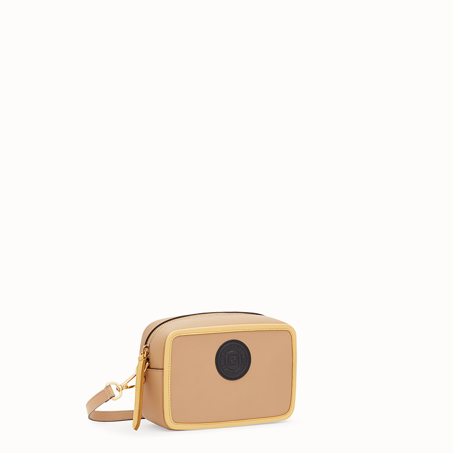 FENDI MINI CAMERA CASE - Sac en cuir multicolore - view 2 detail