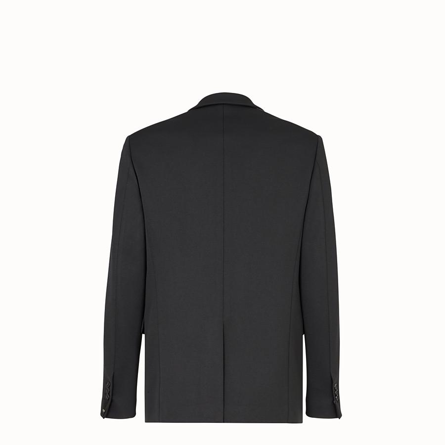 FENDI JACKET - Fendi Prints On jersey blazer - view 2 detail