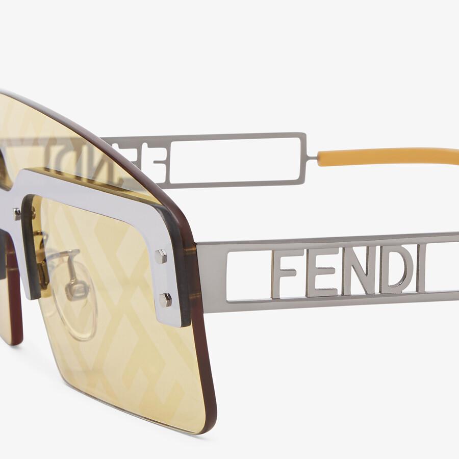 FENDI TECHNICOLOR FS FENDI - Fashion Show sunglasses - view 3 detail