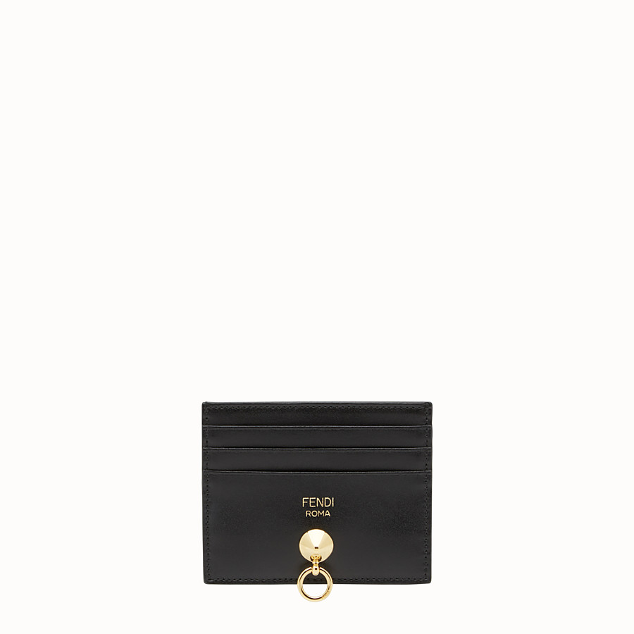 6c5a0aaa Women's Leather Coin and Card Wallet | Fendi
