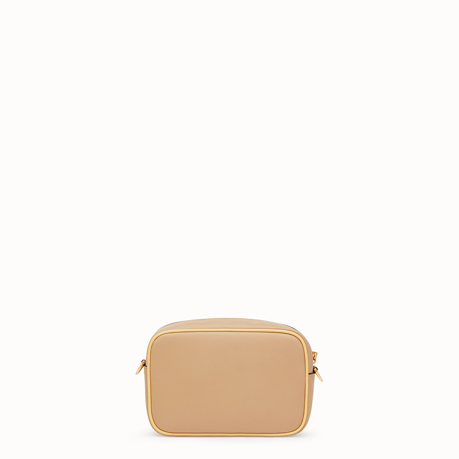 FENDI MINI CAMERA CASE - Multicolour leather bag - view 3 detail