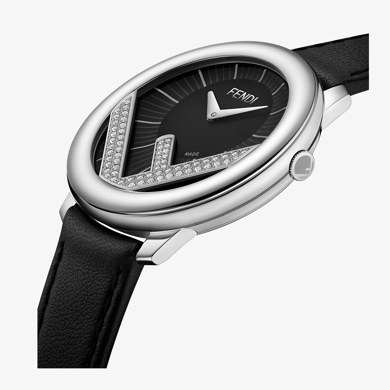 FENDI RUN AWAY - 36 mm - Watch with F is Fendi logo - view 3 detail