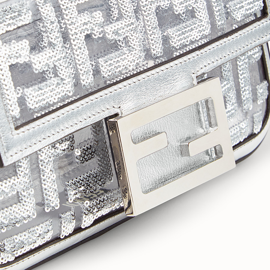FENDI BAGUETTE MINI - Transparent PVC bag - view 5 detail