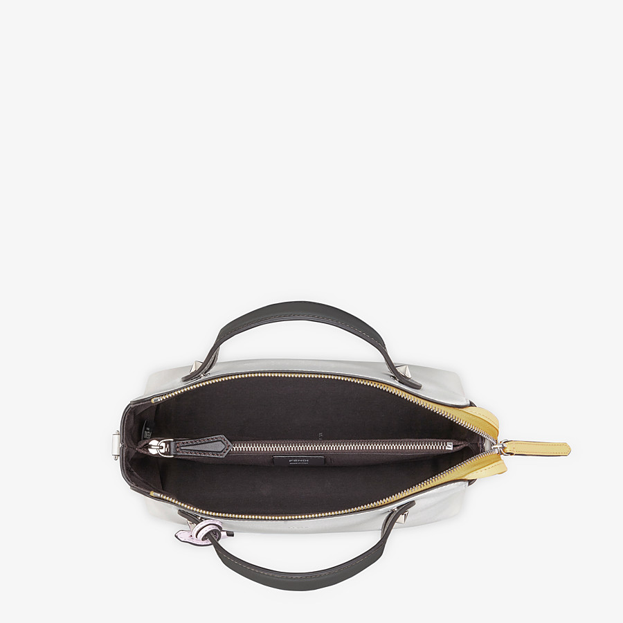 FENDI BY THE WAY MEDIUM - Multicolor leather Boston bag - view 5 detail