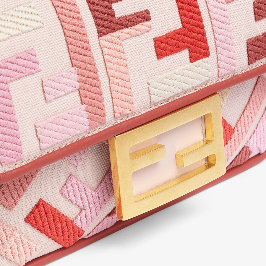 FENDI BAGUETTE - Bag from the Lunar New Year Limited Capsule Collection - view 5 detail