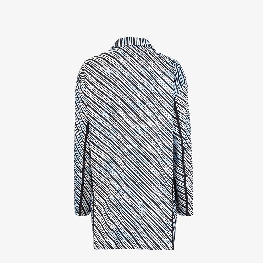 FENDI JACKET - Fendi Roma Joshua Vides silk blazer - view 2 detail