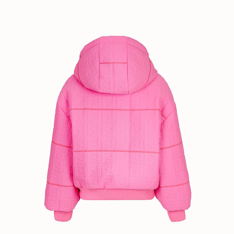 FENDI DOWN JACKET - Fendi Prints On Lycra® down jacket - view 2 detail