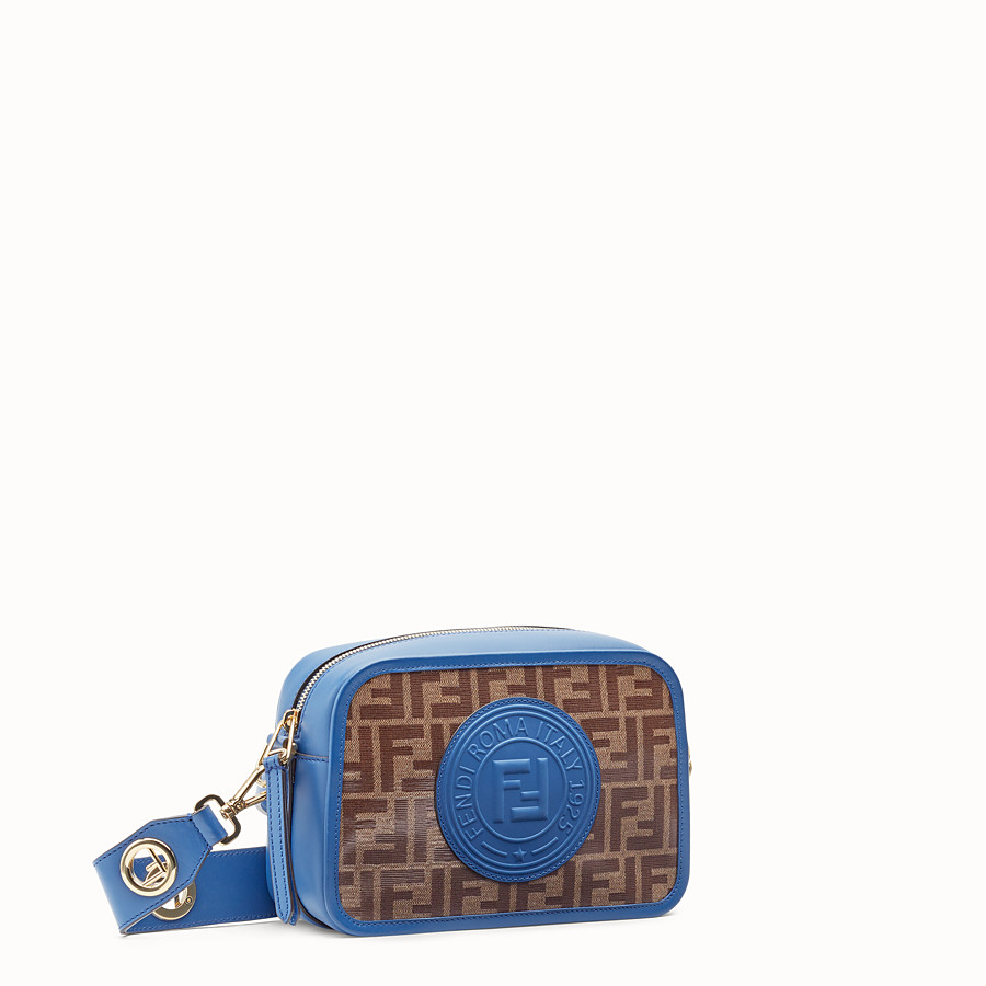 FENDI CAMERA CASE - Multicolour canvas bag - view 2 detail