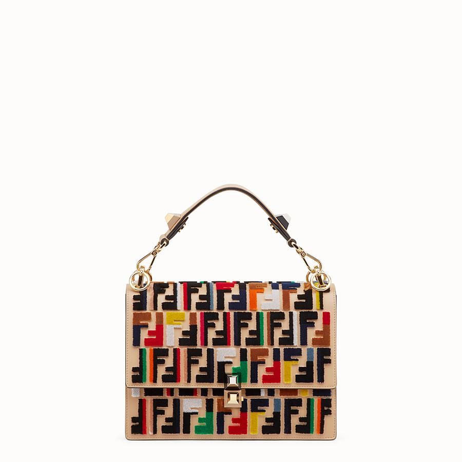 375254b41105 Multicolour leather and fabric bag - KAN I