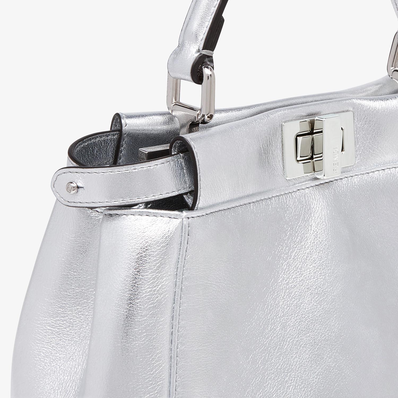 FENDI PEEKABOO ICONIC MINI - Fendi Prints On leather bag - view 5 detail
