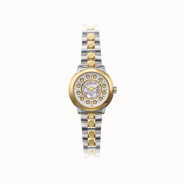 FENDI FENDI ISHINE - Watch with rotating gemstones - view 1 small thumbnail
