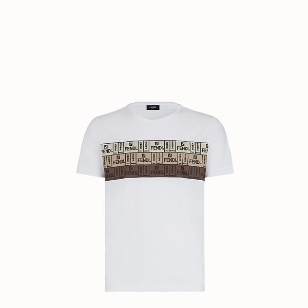 42f294786 Men's Designer T-shirts and Polos | Fendi
