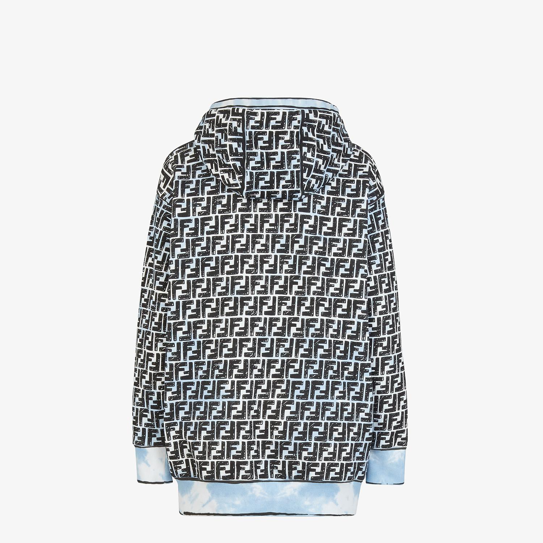FENDI SWEATSHIRT - Fendi Roma Joshua Vides cotton sweatshirt - view 2 detail