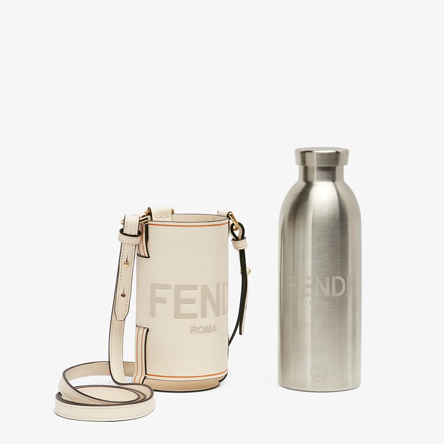 FENDI FLASK HOLDER - Flask holder produced in conjunction with 24 Bottles® - view 2 detail