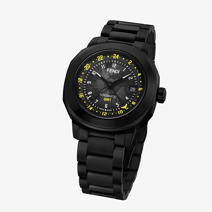 FENDI SELLERIA - 42mm (1.7inch) – Automatic watch with interchangeable bracelet - view 2 detail