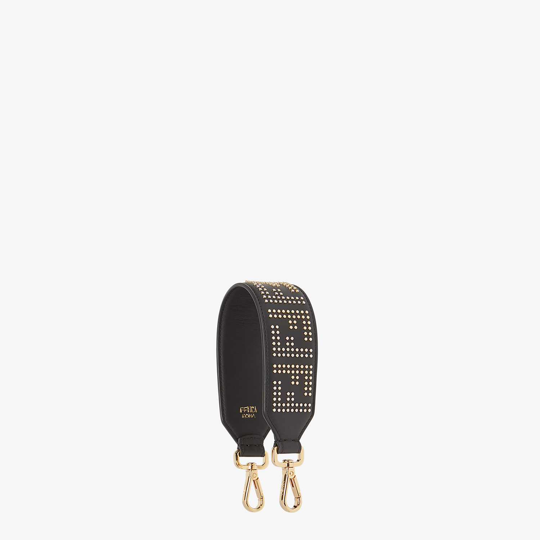 FENDI MINI STRAP YOU - Leather shoulder strap - view 1 detail