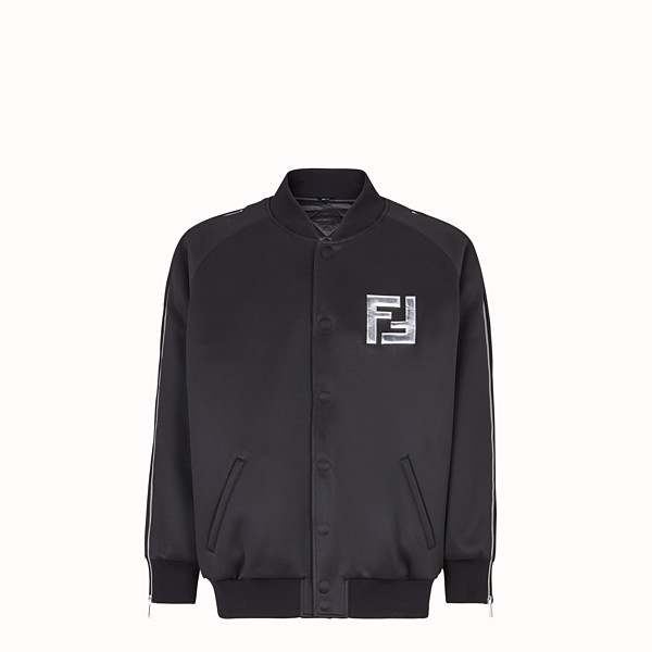 FENDI BOMBER - Fendi Prints On jersey bomber - view 1 small thumbnail