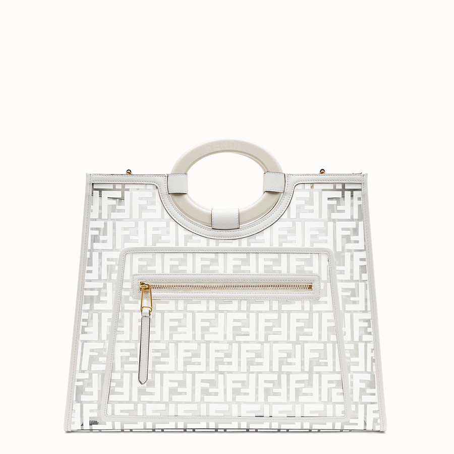 FENDI RUNAWAY SHOPPING - Shopper aus PU - view 1 detail
