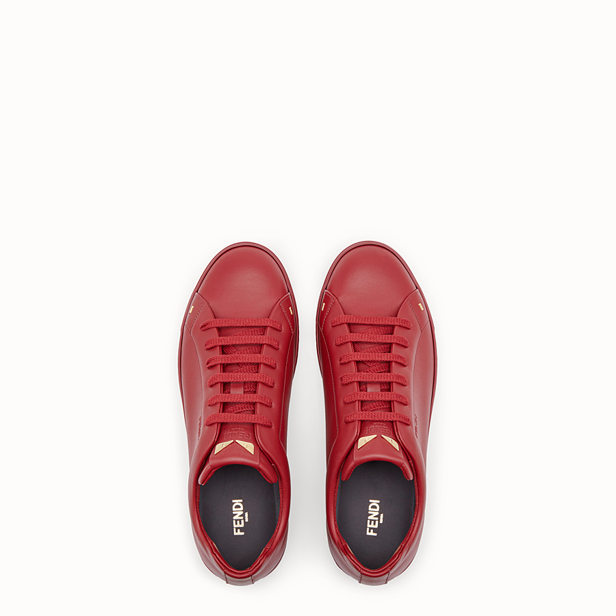 FENDI SNEAKERS - Low-tops from the Chinese New Year Limited Capsule Collection - view 4 detail