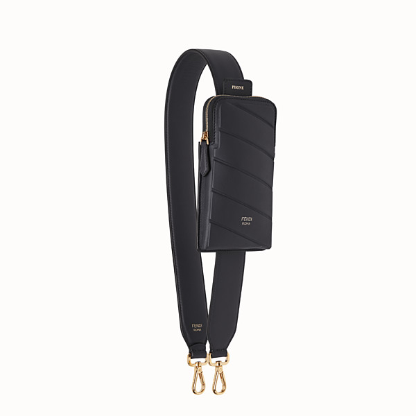 578ab5a6b2e65 Leather Shoulder Strap - Women's Bag Accessories | Fendi