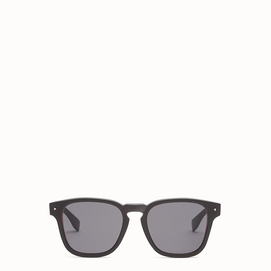 FENDI I SEE YOU - Black sunglasses - view 1 detail