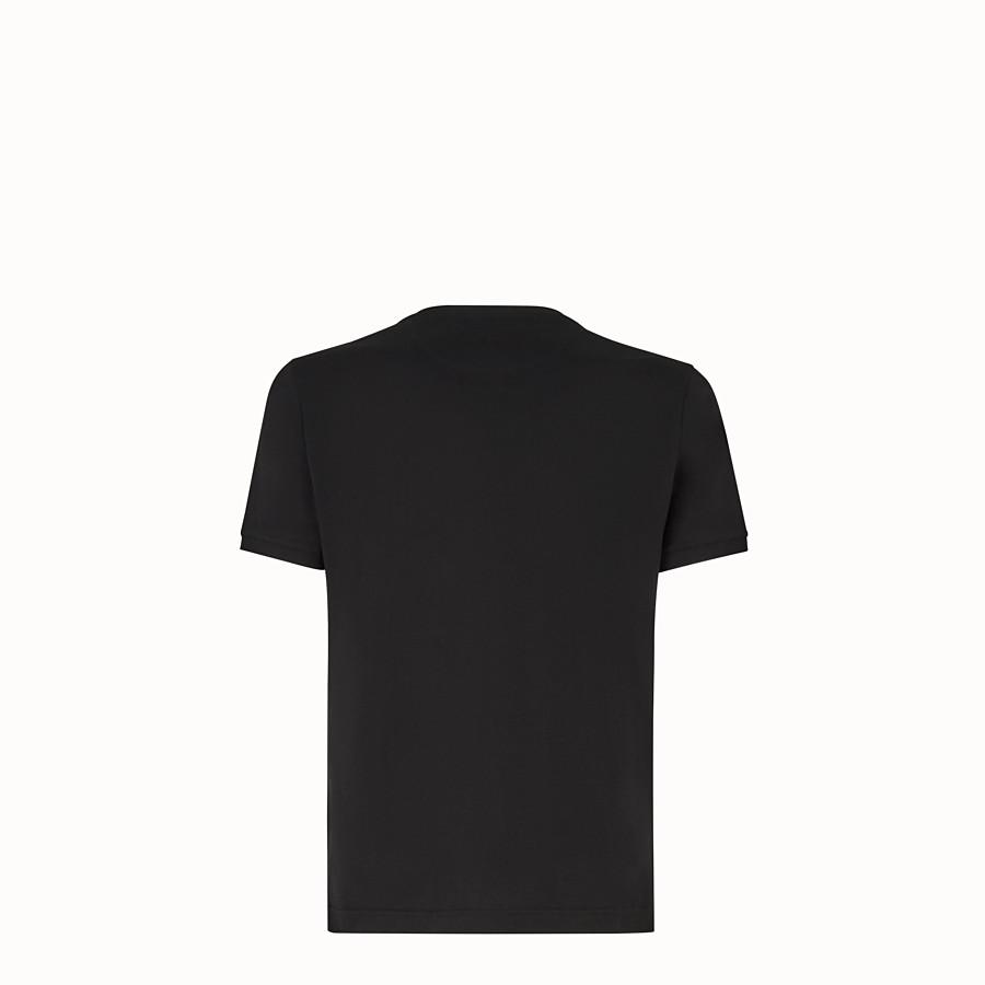FENDI T-SHIRT - Fendi Roma Amor jersey T-shirt - view 2 detail