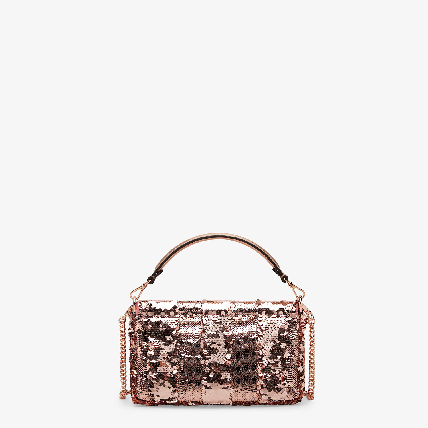 FENDI BAGUETTE MINI - Bag from the Chinese New Year Limited Capsule Collection - view 3 detail