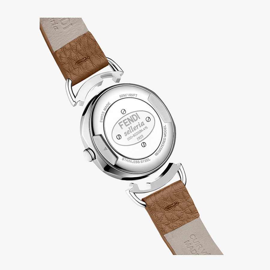 FENDI SELLERIA - 36 mm - Watch with interchangeable strap - view 4 detail