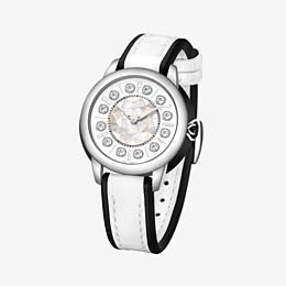FENDI FENDI ISHINE - 33 mm - Watch with rotating precious stones - view 2 thumbnail