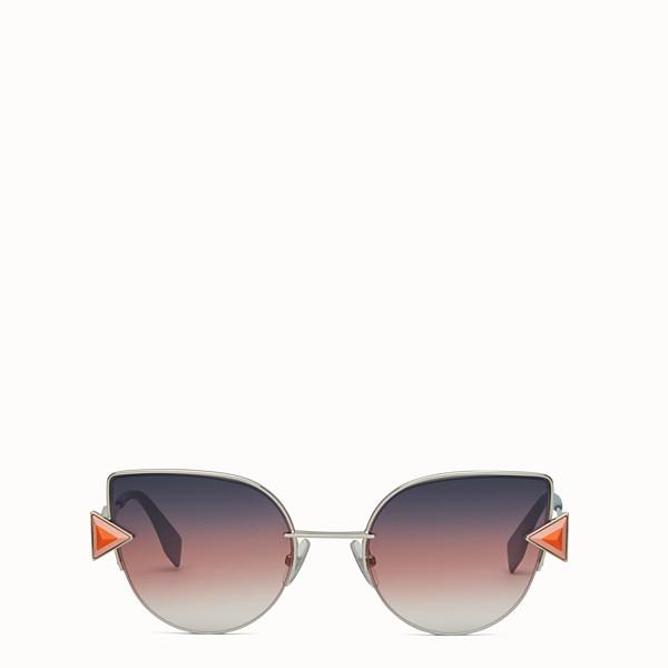 FENDI RAINBOW - Palladium sunglasses - view 1 small thumbnail