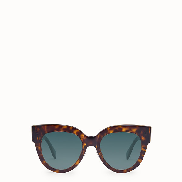 FENDI F IS FENDI - Havana FF sunglasses - view 1 small thumbnail