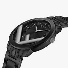 """FENDI RUN AWAY - 41mm – Uhr mit """"F is Fendi""""-Logo - view 3 thumbnail"""