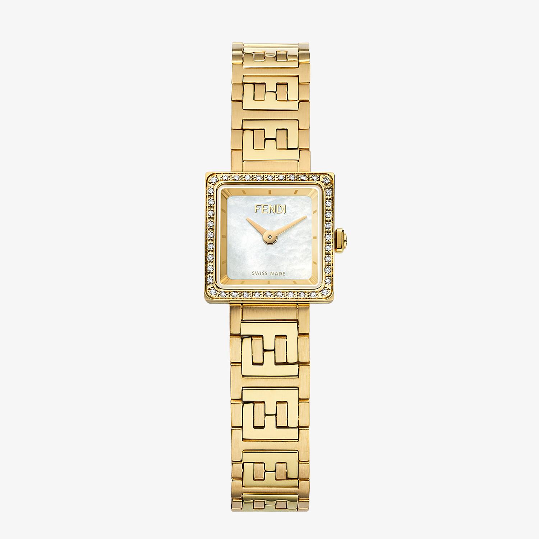 FENDI FOREVER FENDI - 16mm – Watch with FF logo bracelet - view 1 detail
