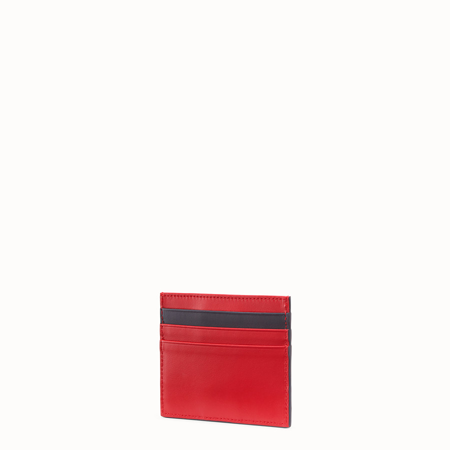 FENDI CARD HOLDER - Cardholder from the Chinese New Year Limited Capsule Collection - view 2 detail