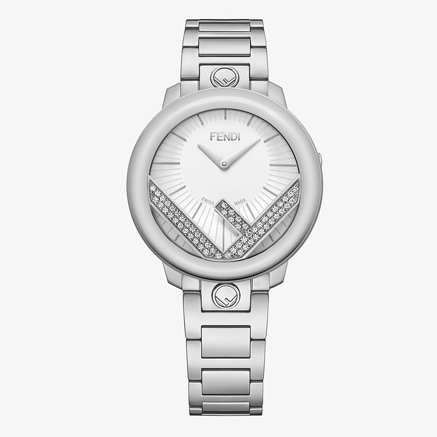 FENDI RUN AWAY - 36 mm (1.4 inch) - Watch with F is Fendi logo - view 1 detail
