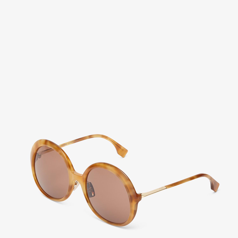 FENDI PROMENEYE - Gafas de sol marrones - view 2 detail